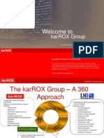 karROX Technologies - A Global IT Training Organization - Corporate Overview