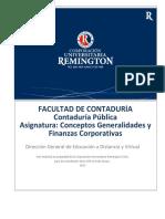 Conceptos Generalidades Finanzas Corporativas