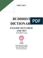 English—Vietnamese Anh—Việt Volume IV (G-K)