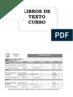 Libros de Textos 2010.11 Web