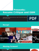 5 tips for writing an effective resume pptx