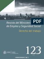 Revista Del Ministerio de Empleo y Seguridad Social