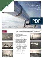 I01 Douglas-Westwood - Calvin Ling - APAC Pipeline Market Outlook