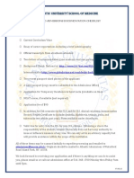 AUSOM Documentation Checklist 2016 2017