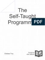 The Self Taught Programmer