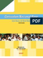 Currículo Nacional Base Básicos