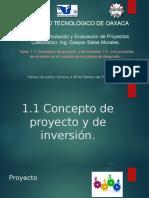 Tema 1.1 y 1.2.