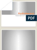 Hydroterapy for RA
