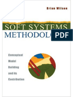 Brian Wilson-Soft Systems Methodology_ Conceptual Model Building and Its Contribution (2001)