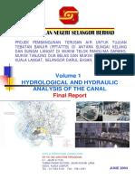 Hydrological & Hydraulic Report - Volume 1 (June 2004-Final).pdf