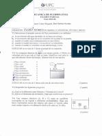 EA 2011-2 Mecánica de Fluidos (CI11) - Solución