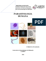 Apostila de Parasitologia LABIIN