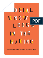 Social Knowledge In The Making - Preface & Intro, 2011.pdf