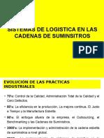 Sistemas de Logistica en Las Cadenas de Suministros