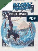 D&D Hollow World Nightrage