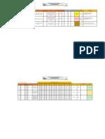 Matriz de Administracion de Riesgos Servicio Al Cliente