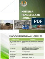 Kriteria Proper Plb3 2015