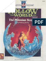 D&D Hollow World the Milenian Scepter