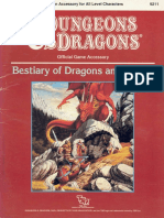 D&D Basic Bestiary of Dragons and Giants