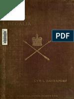 (1897) The English Regalia