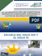 Desarrollo de la Competencia digital en la educacion.pptx