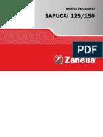 ZANELLA SAPACAI 125