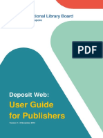 How to Deposit eBooks in Singapore
