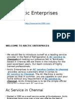 Ac Service in Chennai
