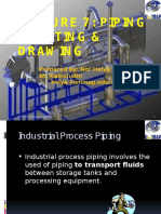 7. Industrial Process Piping