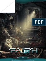 FAITH RPG Starter Campaign