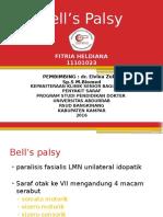 Bell's Palsy Saraf Fitria