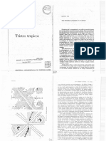 U1. Lévi-Strauss, Claude - Tristes Trópicos. Ed. Universitaria de Buenos Aires. Cap. XX Una Sociedad Indígena y Su Estilo.