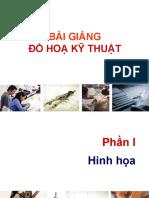 Đồ họa kỹ thuật BKHN