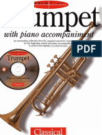 Solo Plus Trumpet With Piano Accompaniment