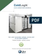 ColdLogik - Aisle Air Containment Solutions
