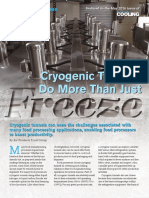En Cryogenic Tunnel Freezers Do More Then Freeze