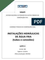 SINAPI_CT_LOTE2_AGUA_FRIA_TUBOS_CONEXOES_v006.pdf