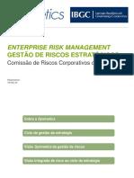 Gestão de riscos estratégicos