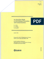 An Overview Study of LNG Release Prevention & Control Systems