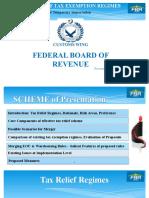 Final Presentation-Merger of SROs by Federal Board of Revenue