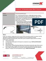 K Smartscraper Installation Instructions
