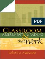 CLASSROOM ASSESSMENT & GRADING.pdf