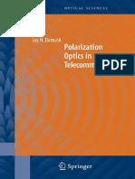 polarization optics in telecommunications 0387224939.pdf