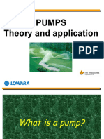 Pump Selection 0801
