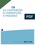 Politica de Prevencao a Corrupcao e Fraude