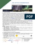 Optica Geometrica Manual