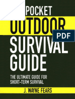 The Pocket Outdoor Survival Guide