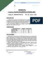 591_Granucal - Circular Tecnica