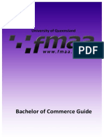 Bachelor of Commerce Guide 2017