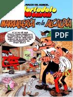 Mortadelo y Filemon 189 - Marrullería en La Alcaldía